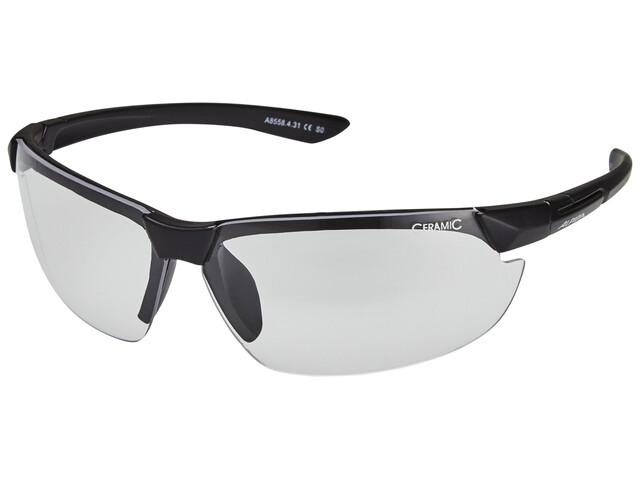 Alpina Draff - Lunettes cyclisme - noir